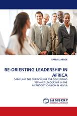 RE-ORIENTING LEADERSHIP IN AFRICA