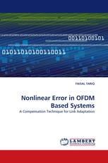 Nonlinear Error in OFDM Based Systems