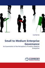 Small to Medium Enterprise Governance