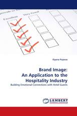 Brand Image: An Application to the Hospitality Industry