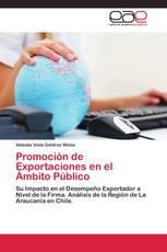 Promoción de Exportaciones en el Ámbito Público