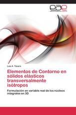 Elementos de Contorno en sólidos elásticos transversalmente isótropos