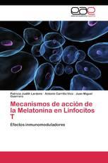Mecanismos de acción de la Melatonina en Linfocitos T