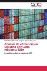 Análisis de eficiencia en logística portuaria mediante DEA