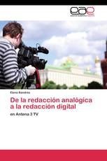De la redacción analógica a la redacción digital