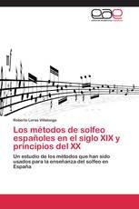 Los métodos de solfeo españoles en el siglo XIX y principios del XX
