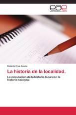 La historia de la localidad