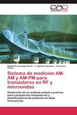 Sistema de medición AM-AM y AM-PM para transistores en RF y microondas