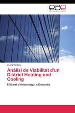 Anàlisi de Viabilitat d'un District Heating and Cooling