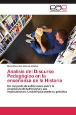 Analisis del Discurso Pedagógico en la enseñanza de la Historia