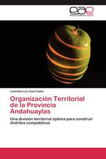 Organización Territorial de la Provincia Andahuaylas