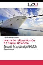 planta de reliquefacción en buque metanero