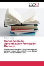 Concepción de Aprendizaje y  Formación Docente