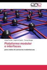 Plataforma modular  e interfaces