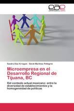 Microempresa en el Desarrollo Regional de Tijuana, BC