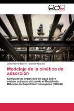 Modelaje de la cinética de adsorción