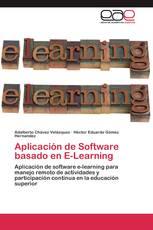 Aplicación de Software basado en E-Learning