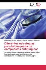Diferentes estrategias para la búsqueda de compuestos antifúngicos
