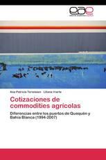 Cotizaciones de commodities agrícolas