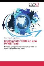 Implementar CRM en una PYME Textil