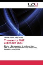Transmisor VHF, utilizando DDS