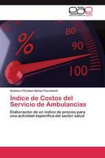 Índice de Costos del Servicio de Ambulancias