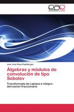 Álgebras y módulos de convolución de tipo Sobolev