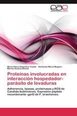 Proteínas involucradas en interacción hospedador-parásito de levaduras