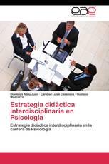 Estrategia didáctica interdisciplinaria en Psicología