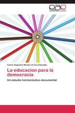 La educacion para la democracia