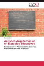 Acústica Arquitectónica en Espacios Educativos