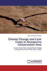 Climate Change and Cash Crops in Annapurna Conservation Area
