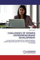 CHALLENGES OF WOMEN ENTREPRENEURSHIP DEVELOPMENT