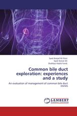 Common bile duct exploration: experiences and a study