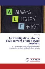 An investigation into the development of pre-service teachers