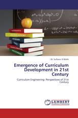 Emergence of Curriculum Development in 21st Century