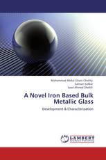 A Novel Iron Based Bulk Metallic Glass