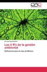 Las 5 R's de la gestión ambiental