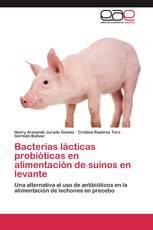 Bacterias lácticas probióticas en alimentación de suinos en levante