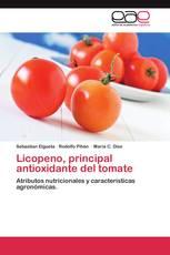 Licopeno, principal antioxidante  del tomate