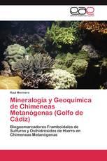 Mineralogía y Geoquímica de Chimeneas Metanógenas (Golfo de Cádiz)