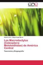 Los Macrodactylus (Coleoptera: Melolonthidae) de América Central