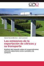 Las emisiones de la exportación de cítricos y su transporte
