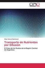 Transporte de Nutrientes por Difusión