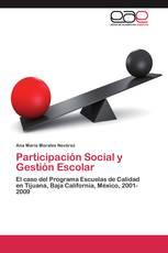 Participación Social y Gestión Escolar