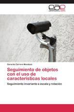 Seguimiento de objetos con el uso de características locales