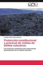 Protección constitucional y procesal de  víctima de delitos colectivos