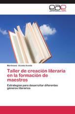 Taller de creación literaria en la formación de maestros