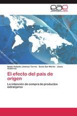 El efecto del país de origen