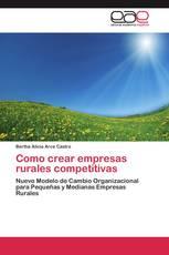 Como crear empresas rurales competitivas